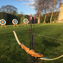 Archery hire for corporate and social events