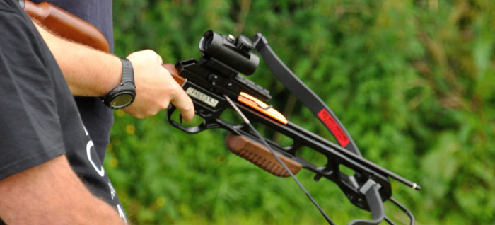 Crossbow shooting for Corporate and social events